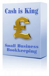 See the features of the Cash Is King bookkeeping package